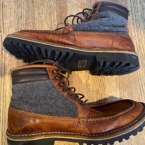 Wolverine Ricardo Hiking Boots 8.5